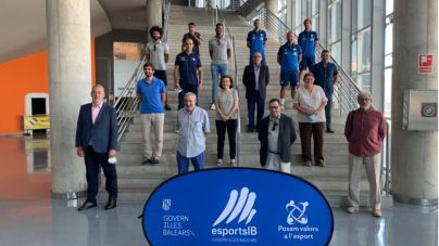 El deporte mallorquín lanza 'SOS Esports' para exigir un plan de desescalada
