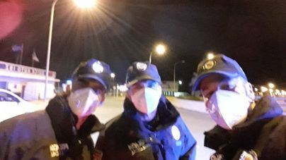 Reunión social clandestina en Sant Josep, con 25 personas denunciadas