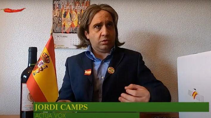 Jorge Campos se ríe de sí mismo