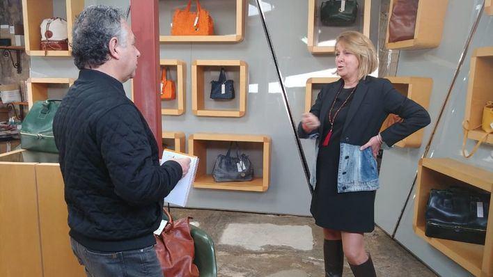 Kathrin Wetzel, propietaria de Caladan