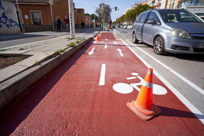 Aprobada la ampliación del carril bici y peatones de la calle Pere Sans Garau de Son Sardina