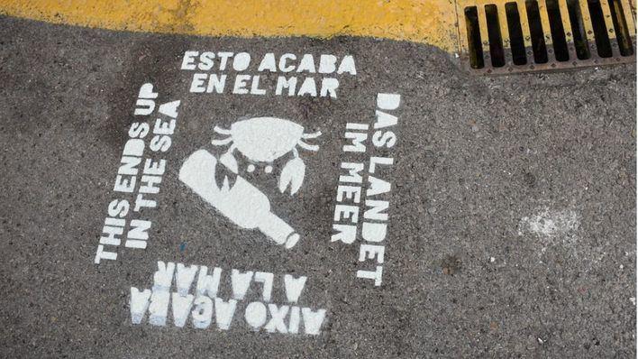 Pollença pone en marcha la campaña de concienciación medioambiental 'Aquí empieza el mar'