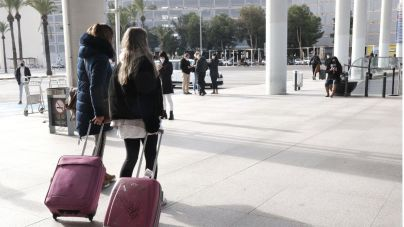 La ocupación en apartamentos turísticos baja hasta el 11,5 por ciento