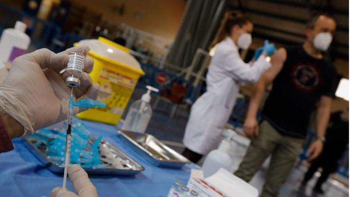 Europa prevé aprobar la vacuna de Janssen a lo largo de la próxima semana