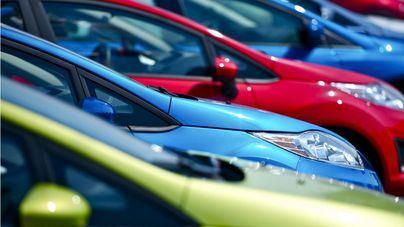 La venta de vehículos usados cae un 24,7 por ciento en febrero en Baleares