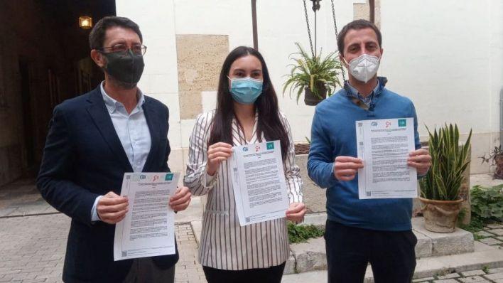 PP, Cs y El Pi arremeten contra Cladera por desoír al Pleno y blindar a la responsable del IMAS que se vacunó
