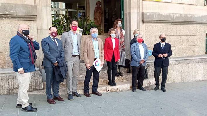 Empresarios, sociedad civil y agentes sociales piden a Pedro Sánchez un 'Plan de Salvación Económica' para Baleares