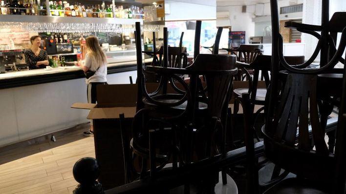Pimem reclama que el próximo día 15 se permita la apertura interior de bares y restaurantes