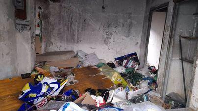 Denuncian que en Camp Redó hay 33 viviendas públicas 'okupadas'