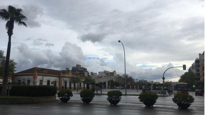 Cielos cubiertos y precipitaciones con barro para este domingo en Baleares
