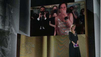 'Las Niñas', de Pilar Palomero, triunfadora en los 'Goya del Covid'