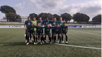 El Atlético Baleares cae frente a Las Rozas tras ir ganando por 0-2