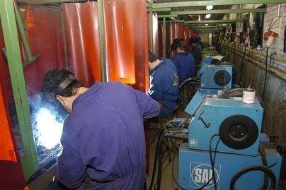 La producción industrial baja un 6,4 por ciento en Baleares durante enero