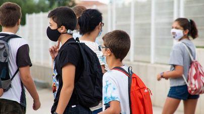 Los colegios de Baleares presentan los mejores datos de coronavirus desde inicio de curso