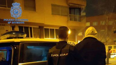 Detenido tras robar comestibles en un supermercado en Pere Garau