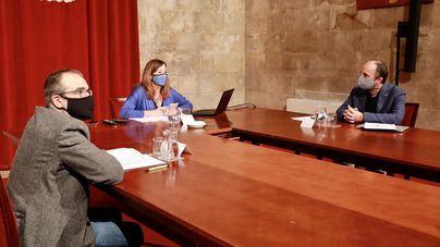 Yllanes se queda sin su director general de Transición Energética, Aitor Urresti, que regresa al País Vasco