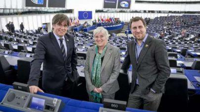 El Parlamento Europeo retira la inmunidad a Puigdemont y a los exconsellers Comín y Ponsatí