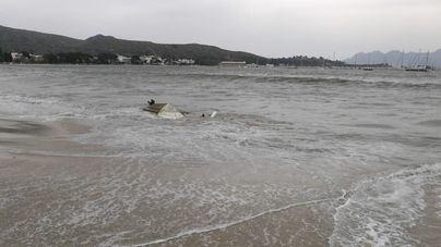 Vecinos de Port de Pollença obtienen financiación para analizar la calidad del agua de la bahía