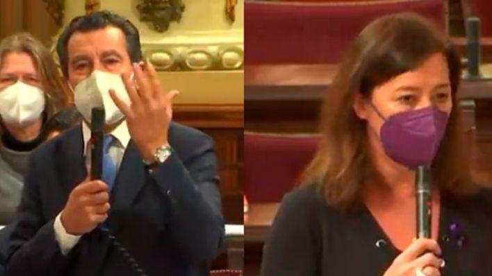 """""""Armengol ha convertido Baleares en el laboratorio de las políticas comunistas de Sánchez e Iglesias"""""""