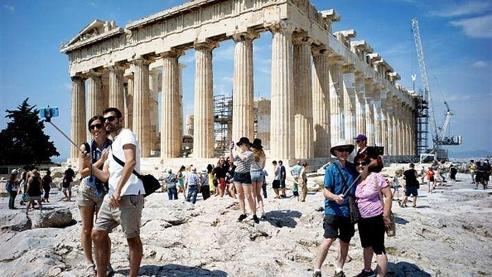 Grecia reabrirá el turismo a partir del 14 de mayo