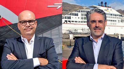 Dos directivos de Armas Trasmediterránea ocupan cargos de responsabilidad portuaria en Canarias
