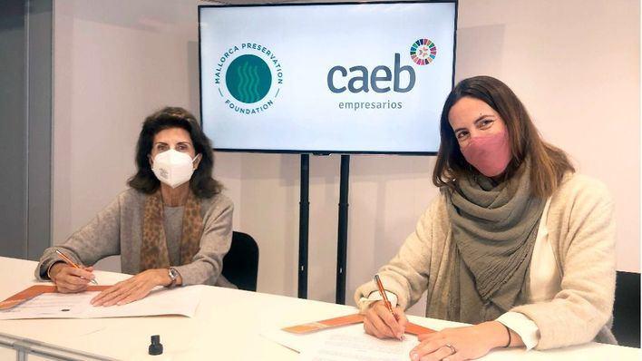 """CAEB se alía con Mallorca Preservation Foundation """"para promover la riqueza medioambiental de la Isla"""""""