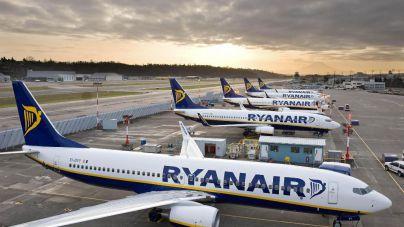 Ryanair asegura que el tráfico doméstico de España será el primero en dispararse este verano