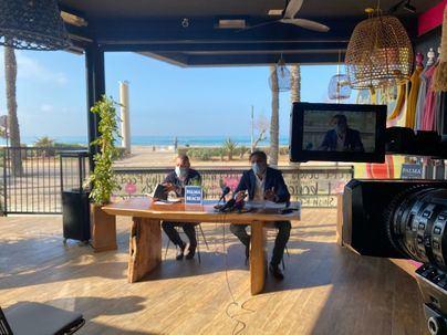 Playa de Palma resurge en abril con más de 3.000 plazas hoteleras