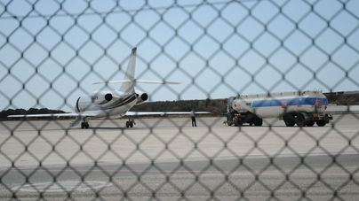 Baleares opera este sábado 109 vuelos