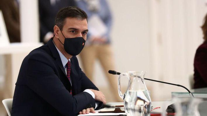 """Sánchez: """"2021 será el año de la vacunación y la recuperación"""""""