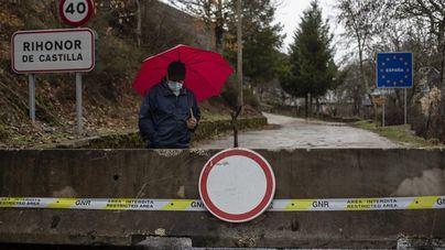 España prorroga los controles en la frontera con Portugal hasta el 6 de abril