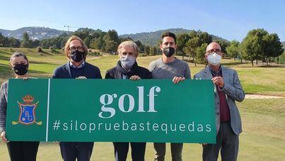 La federación lanza la campaña #silopruebastequedas para promocionar el golf