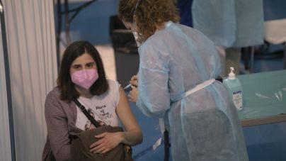 Baleares sólo tiene totalmente vacunada al 2,6 por ciento de la población