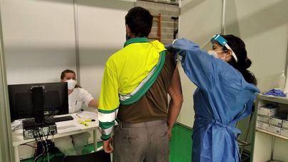 Inca podrá vacunar a 450 personas al día en el polideportivo Mateu Cañellas