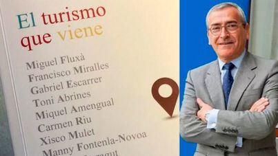 Los pilares del turismo en el futuro, una intervención de Francisco Albertí que podrá seguirse en directo por streaming