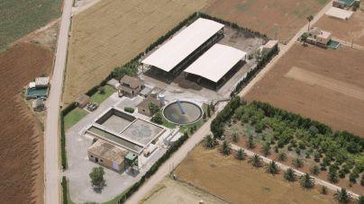 La ampliación de la depuradora de Sa Pobla aumentará un 54 por ciento el agua tratada