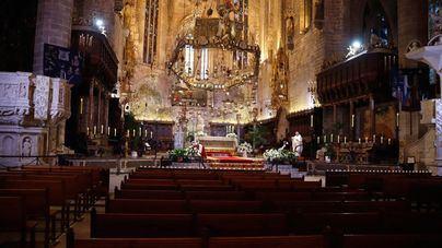La Catedral de Palma retransmitirá por Internet las misas de Semana Santa