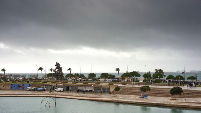 Cambio radical de tiempo en Mallorca desde el jueves: vuelve el frío y la lluvia