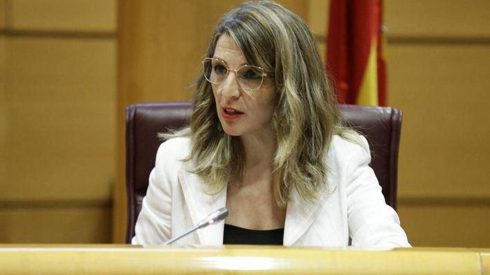 Yolanda Díaz será vicepresidenta tercera y continuará al frente de Trabajo