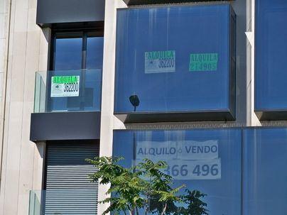 El precio de la vivienda en alquiler cae un -0,6 por ciento en febrero en Baleares