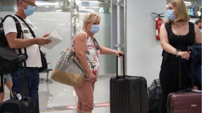 Semana Santa: los turistas extranjeros pasarán un doble control en los aeropuertos baleares