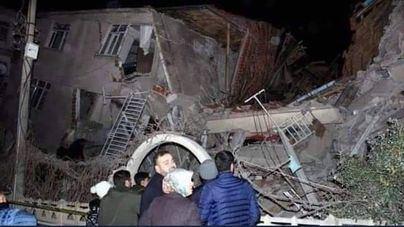 Un terremoto con epicentro en Argelia se ha dejado sentir en Palma, Manacor y s'Arenal de Llucmajor