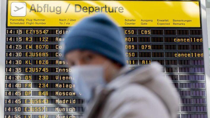La sanidad alemana advierte a sus conciudadanos de que no deben viajar esta Semana Santa