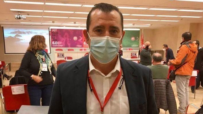 Lorenzo Navarro, nuevo secretario general de UGT Baleares