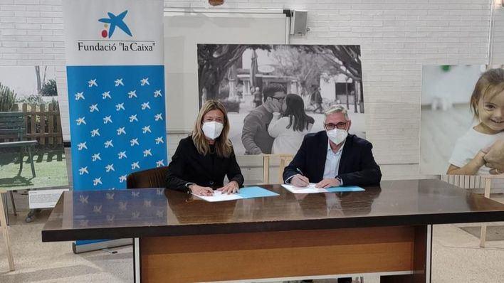 Fundación La Caixa y Caixabank apoyan proyectos para personas con Síndrome de Down en Baleares