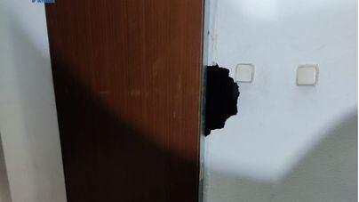 Detenidos unos ladrones con numerosos antecedentes al intentar robar en una vivienda en Son Gotleu