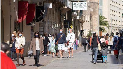 Suben las temperaturas aunque se mantendrán los fuertes vientos en Mallorca
