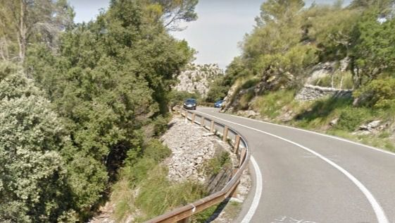 La carretera vieja Pollença-Lluc tendrá un vial para senderistas