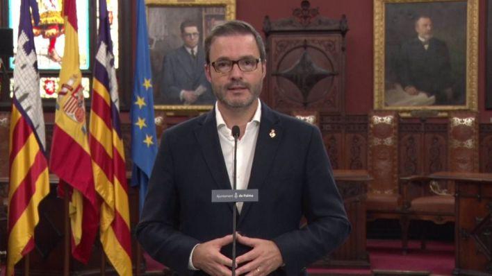 Palma retirará la placa de 'carrer Toledo' porque 'fue rotulado en 1937' pero dedicará otra calle a la ciudad