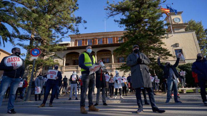 El impulsor de 'La Resistencia' convoca una nueva protesta por el cierre de interiores de bares